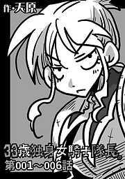 33歳独身女騎士隊長。