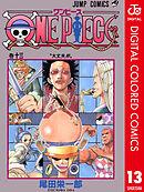 ONE PIECE カラー版 13