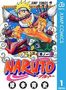 NARUTO―ナルト― モノクロ版 1