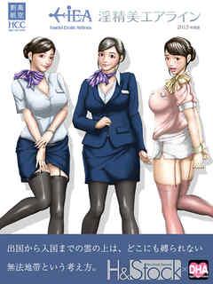 割高航空淫精美エアライン1
