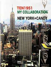 MY COLLABORATION / NEW YORK + CANDY