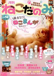月刊ねこだのみ vol.12(2016年11月25日発売)