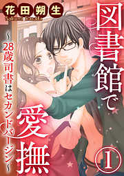 図書館で愛撫~28歳司書はセカンドバージン~(分冊版)